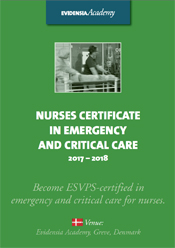 Nurses Certificate in Emergency and Critical Care