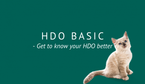 HDO BASIC – Get to know your HDO better